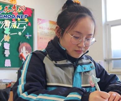 【新華社客戶端】聽障女孩獲得省級作文...